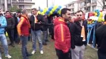 SINOP ÜNIVERSITESI - 'Koray Şener Barış, Dostluk Ve Kardeşlik Parkı' Açıldı