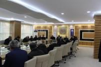 TOPRAK MAHSULLERI OFISI - Malatya Ticaret Borsası'nda İstişare Toplantısı