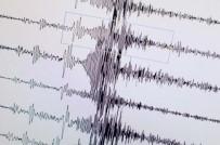 DEPREM - Marmaris  Açıklarında 4.9 Büyüklüğünde Deprem