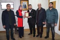 SIVIL TOPLUM KURULUŞU - MİDDER'den SİDER'e Nezaket Ziyareti