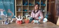 (Özel) İznik Çinisinden Satranç Takımı Yaptı, 5 Bin Liraya Sattı