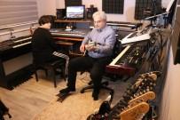 ATLANTIS - (Özel) Otizmli Kızının Tedavisi İçin Evini Müzik Stüdyosuna Çevirdi