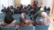 TÜRK KÜLTÜR MERKEZİ - Ramallah'ta 'Osmanlı Döneminde Kudüs Vakıfları' Konferansı