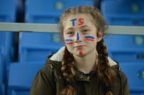 MEHMET CEM HANOĞLU - Spor Toto Süper Lig Açıklaması Trabzonspor Açıklaması 0 - Medipol Başakşehir Açıklaması 2 (İlk Yarı)