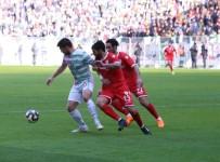 DİYARBAKIR - TFF 2. Lig Açıklaması Amed Sportif Faaliyetler Açıklaması 3 - Yılport Samsunspor Açıklaması 2
