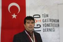 AVRUPA - TGYD'de Yeni Başkan Ali Kaya