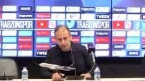 ZIRAAT TÜRKIYE KUPASı - Trabzonspor-Medipol Başakşehir Maçından Notlar