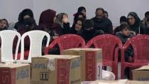 İNSANİ YARDIM - Türk Kızılayından Halepçe'deki İhtiyaç Sahiplerine Kış Yardımı