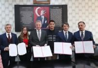Vali Gül Ve Tahmazoğlu, 60 Okul İçin Z-Kütüphane Protokolü İmzaladı