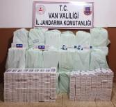 ADLİ KONTROL - Van'da Kaçak Sigara Operasyonu Açıklaması 11 Tutuklama
