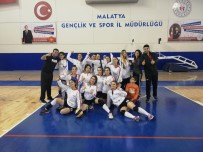 MUNZUR - Voleybol Bayanlar Bölgesel Basketbol Ligi Başladı