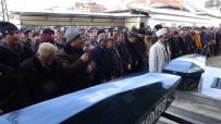 KARAOĞLAN - Yangında Hayatını Kaybeden Anne Ve Oğlu Toprağa Verildi