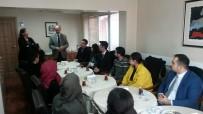 ÜNİVERSİTE ÖĞRENCİSİ - Açıköğretim Sistemi Ankara'da Yaşayan Başarılı Öğrencileriyle Buluştu