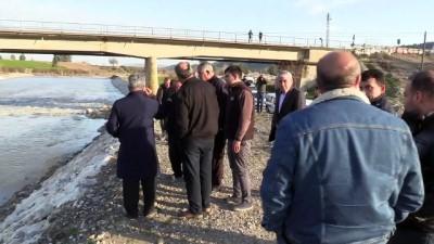 Adana'da Derede Ceset Bulundu