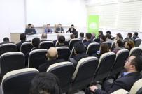 HAYVANCILIK - Ağrı'da Tarımsal Değerlendirme Toplantısı Yapıldı