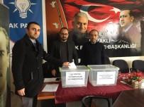 AK Parti 3 İlçede Temayül Yoklaması Yaptı