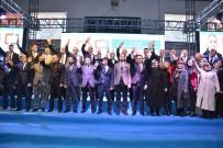 AK Parti Düzce Belediye Başkan Adaylarını Tanıttı