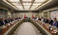 AK Parti MYK Toplantısı Başladı