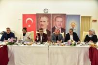 AK Parti SKM Toplantısı Gerçekleştirildi