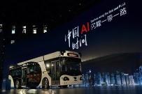 'Akıllı Panda Otobüsü' Yollarda