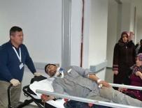 Aksaray'da öğrenci servisi ile minibüs çarpıştı: 21 yaralı