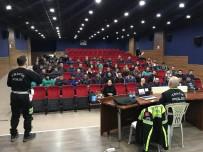 POLİS - Aliağa Belediyesi Personeline Trafik Eğitimi