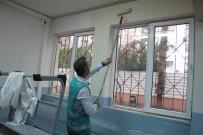 Antalya'da 26 Okulu Hükümlüler Boyuyor