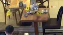 SİLAHLI KAVGA - Ataşehir'de Kafede Silahlar Konuştu Açıklaması  1 Yaralı