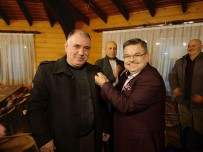 Bağımsız Belediye Meclis Üyesi AK Parti'ye Geçti