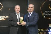 BELEDİYE BAŞKAN YARDIMCISI - Başkan Aydın'a Bir Ödül Daha