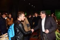 Başkan Can, Bilecikspor Yönetimi İle Bir Araya Geldi