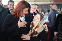 HAYVANCILIK - Başkan Çerçioğlu, Atça Pazarını Ziyaret Etti