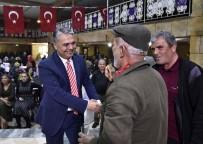 Başkan Uysal, Asker Eğlencesinde