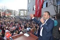 Başkan Yanık AK Parti'den İstifa Etti
