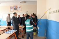 PİRİ REİS - Batman'da Hükümlüler 50 Okulu Onaracak