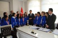 Bismil Fatih Anadolu Lisesi Kız Futbol Takımı Şampiyon Oldu