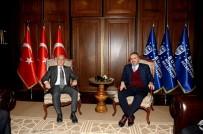 Bursa'da İki Büyükşehir Başkan Adayı Buluştu