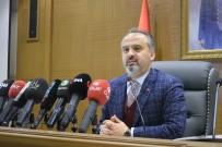 BİSİKLET YOLU - Bursa'ya  Yeni Metro Hatları Geliyor