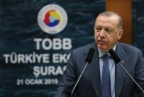 Cumhurbaşkanı Erdoğan Açıklaması 'Marketler Halkı Sömürmeye Devam Ederse Hesabını Sorarız'