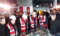 İSLAM İŞBİRLİĞİ TEŞKİLATI - Dışişleri Bakanı Çavuşoğlu, Başkan Uysal İle BM Gençlik Merkezi İnşaatını İnceledi