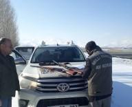 KAÇAK - Dkmp Ekiplerinin Hafta Sonu Kaçak Avcı Mesaisi