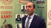 KREDI VE YURTLAR KURUMU - 'Edebiyat Kampı' 7 İlden Öğrencileri Diyarbakır'da Buluşturdu