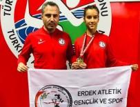 Erdek'li Sporcular Türkiye Şampiyonasında Başarılı Sonuçlar Aldılar
