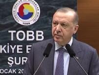 İKIZ KULELER - Erdoğan çok sert sözlerle uyardı