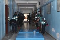 Eskişehir'de Mahkumlar Eğitim İçin Çalıştı