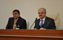 Eskişehir'de Yılın İlk Koordinasyon Kurulu Toplantısı Gerçekleştirildi