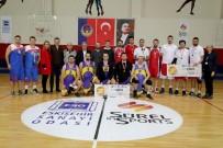 ESO'nun 'Şirketler Arası Basketbol Turnuvası'  Sona Erdi