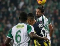 Roberto Soldado - Fenerbahçe Bursa'da son dakikada yıkıldı!