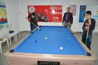 MASA TENİSİ - Gençler Yarı Yıl Tatilini Turnuvalarla Geçirecek