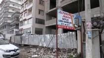 Hatay'da İnşaattan Düşen Suriyeli İşçi Öldü